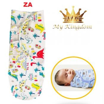MK-SWADDLE-DZA - Adjustable Infant Wrap (R)