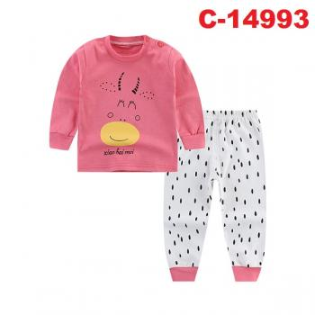 C-14993: Infant Casual/Sleepsuit -- 18/2
