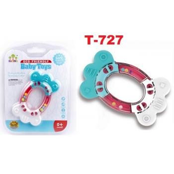 T-727: Eco-Friendly Baby Candy Teether -- 2/3