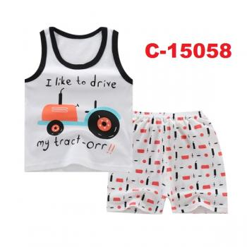 C-15058: Infant Casual/Sleepsuit -- F