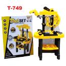 T-749: Tool Set Luxury Combination Playset  - 2