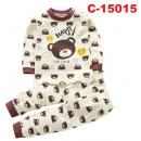 C-15015: Infant Casual/Sleepsuit -- New WH
