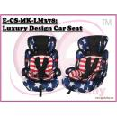 E-CS-MK-LM378: Luxury Design Car Seat ( **East Malaysia need pay postage fees RM90** )