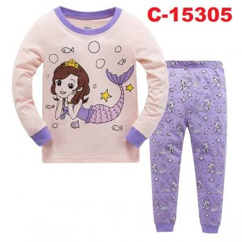C-15305: Sleepsuit (Long Sleeve+Pant) --  R6/2