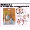 MK-O-BNCS12: My Kingdom infant child nails care suits--  A20-2 (R)