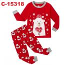 C-15318: Sleepsuit (Long Sleeve+Pant) --  C-38
