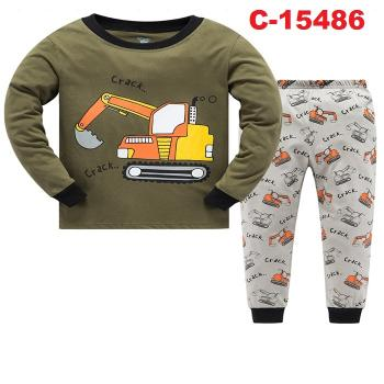 C-15486: Sleepsuit (Long Sleeve+Pant) -- 4th FL / R11/2
