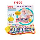 T-803: iBaby Little Fish Playmat -- T16