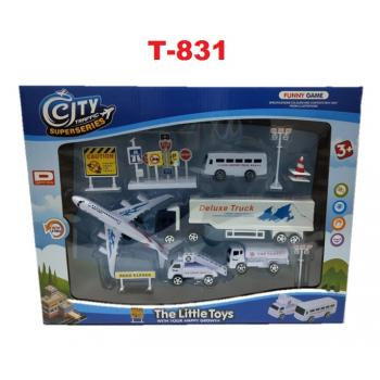 T-831: The Little Toys City Traffic -- T45
