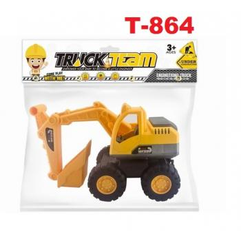 T-864: Toys Car Construction Truck -- 2nd FL