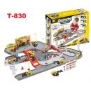T-830: Construction-Parking Lot Toys -- T52 / 2nd FL