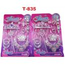T-835: Jewelry Fashion Princess Accessories (Non Choose Color) - T17