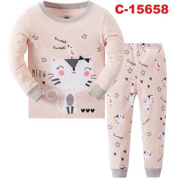 C-15658: Kids Pyjamas / Nighwear (Long Sleeve+Pant) -- C22-1