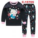 C-15705: Kids Pyjamas / Nighwear (Long Sleeve+Pant) -- C31-2