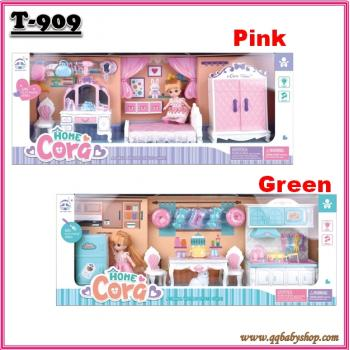 T-909: Doll Kit Playset --