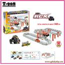 T-908: Toy Race Track set (50pcs)  --