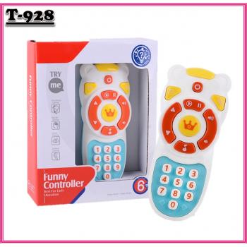 T-928: Baby Music Mobile Phone
