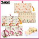 T-932: Baby Floor Mat (0.5cm) (1 Mat with 2 design) - (E/M'Sia postage fees RM30)