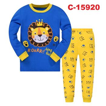 C-15920: Kids Pyjmas / Nighwear (Long Sleeve+Pant)-- C-26