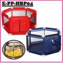 E-PP-HBP04: Hexagon Kids Foldable Playpen Playard((W/M'Sia Postage RM 10/unit, E/M'Sia  postage RM50/unit