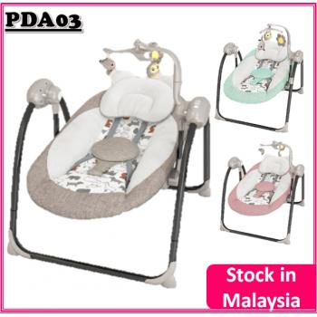 E-RK-PDA03:  Auto Swing Electric Bouncer (west malaysia postage RM10/unit, East malaysia postage RM135/unit
